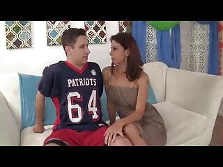Stepmom & Stepson Affair 44